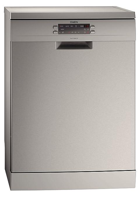 AEG F65712M0P lavavajilla - Lavavajillas (Independiente ...