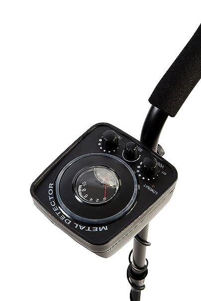 Visua VSEZMD Beginners Discriminating Metal Detector Headphones Batteries Pick
