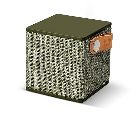 195 opinioni per Fresh 'n Rebel Speaker Rockbox Cube Fabriq Edition, Altoparlante Bluetooth
