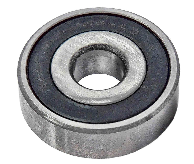 6203-2RS-8 1/2 Bearing 0.500 inch ID 1/2 x 40x12 Sealed Ball Bearings VXB