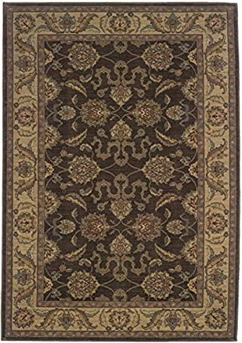 Oriental Weavers Allure 12B Area Rug, 9 10 x 12 9