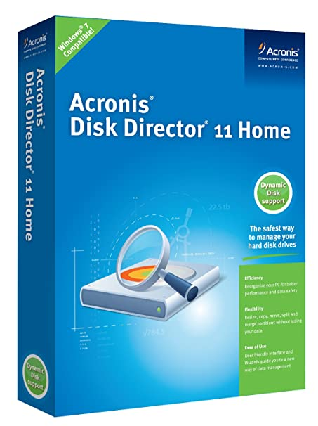 Acronis Disk Director 11 Home: Supported Operating Systems   Knowledge Base