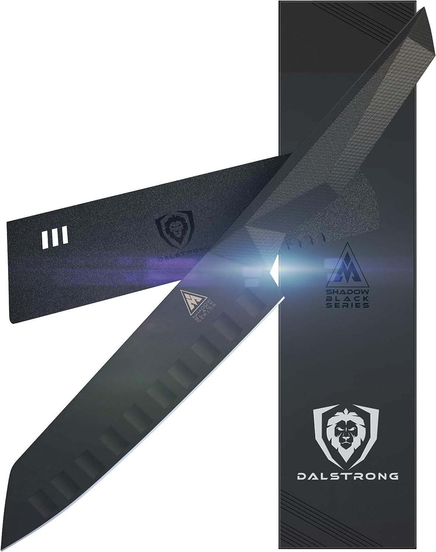 Shadow Black Series 5-Zoll-Steakmesser-Set Dalstrong Kochmesser NSF Zertifiziert