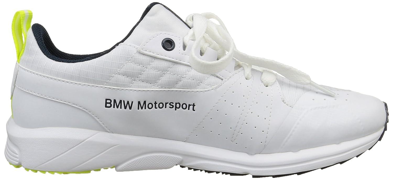 Puma Zapatillas BMW Ms Pitlane Azul EU 43 AIMONT - Calzado de protección de ante para hombre gris gris gris Size: 45 IWMXgS5Ma