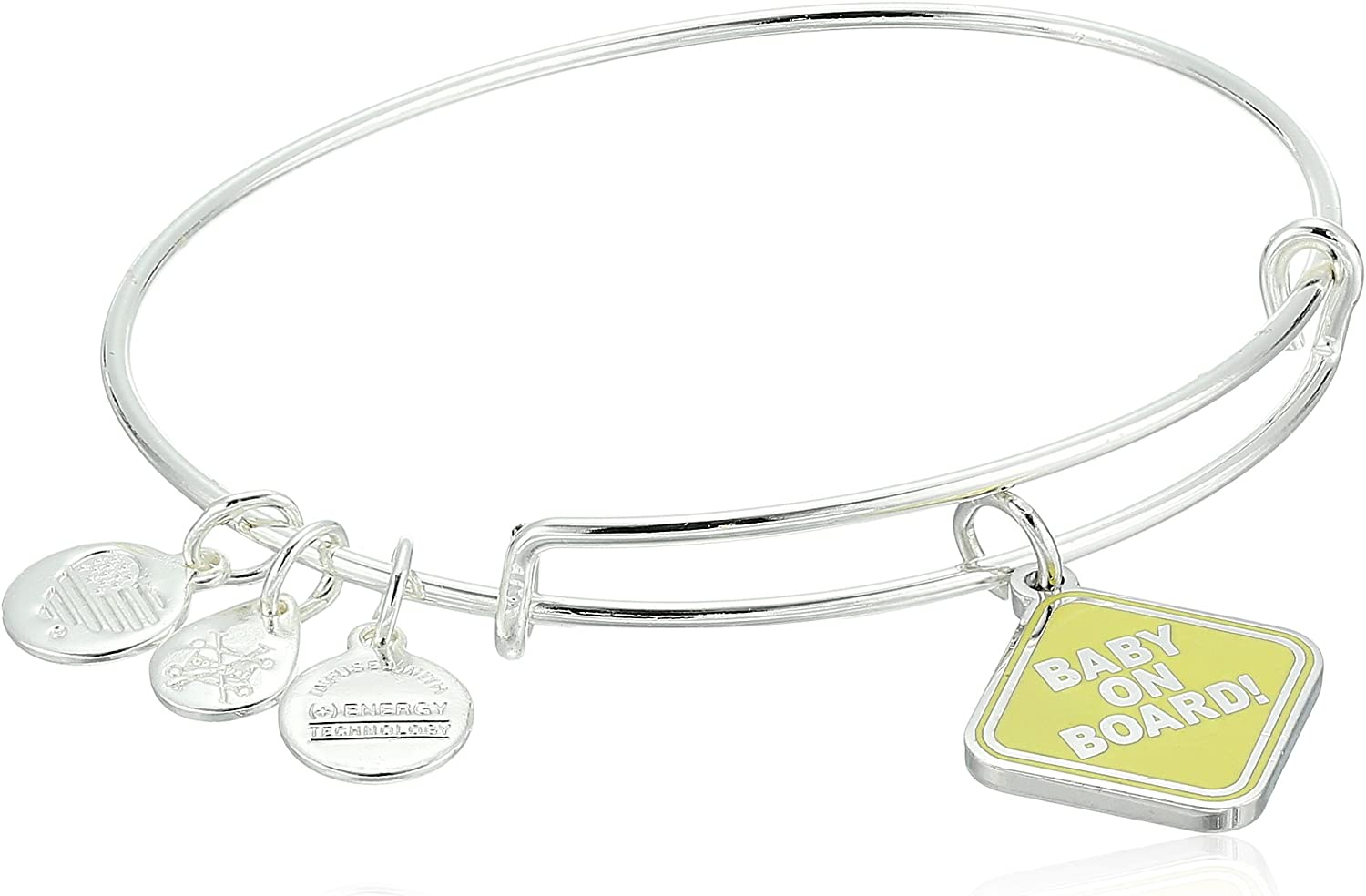Alex Ani Baby On Board Bangle