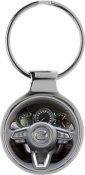 KIESENBERG Key Chain Ring Gift for Mazda 6 Fan Cockpit A-20870