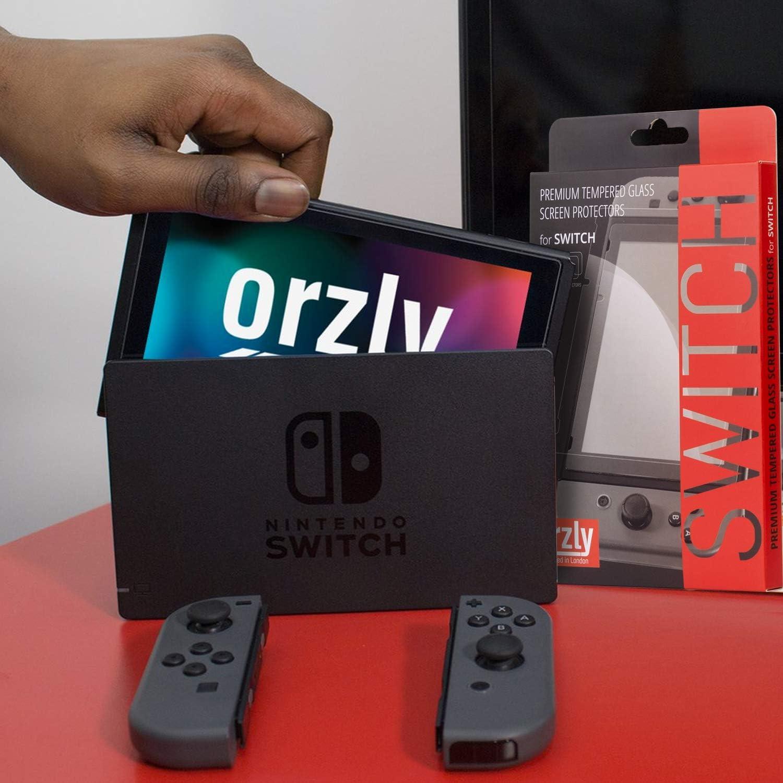 Protector de Pantalla para la Nintendo Switch - Protector de ...