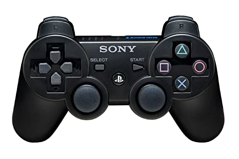 Amazon.com: Sony Playstation 3 Dualshock 3 Controller ...