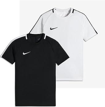 Desear maratón oveja  Nike Children's Dri-fit Academy T-Shirt: Amazon.co.uk: Clothing