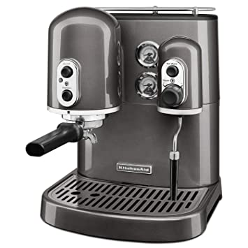 Gut Amazon.com: KitchenAid Pro Line Series Espresso Maker With Dual Independent  Boilers, Medallion Silver: Kitchen U0026 Dining