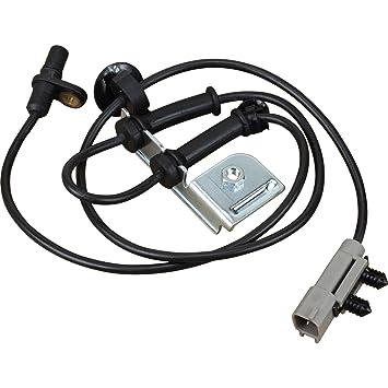 New Rear Left Passenger Side Abs Wheel Speed Sensor For 1995 1996