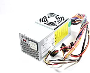 Genuine DELL 250w SFF Power Supply For the Dell Inspiron 530s, Inspiron 531s, Vostro 200(Slim), 200s, 220s, and Studio 540s SFF systems Identical Dell Part Numbers: XW605, XW604, XW784, XW783, YX301, YX299, YX303, 6423C, K423C N038C, H856C, YX302 Compatible Model Numbers: DPS-250AB-28 B, 04G185021200DE, PS-5251-5, TFX0250D5W
