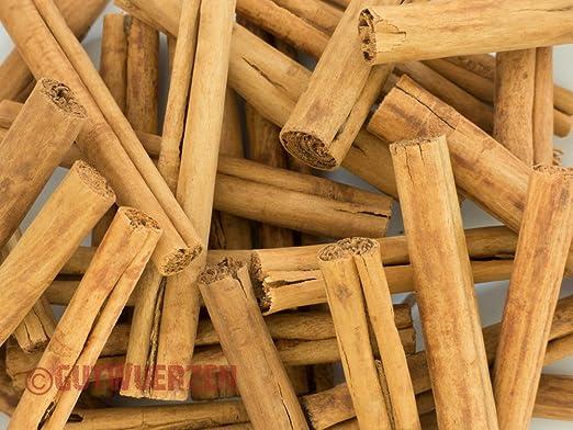 Zimtrinde Zimtstangen Hochwertiger Ceylon Zimt Im Ganzen 10cm 6 Stuck Gunstige Versandkosten Probierpreis Original Ceylon Zimt Amazon De Lebensmittel Getranke