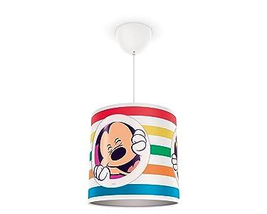Philips Disney 7175230 Base E27 23-Watt Pendant Mickey Mouse Imaginative Light