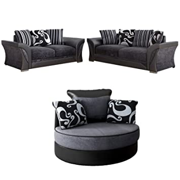 Excellent Ye Perfect Choice Sofa Set Mia Corner Sofa Sofas Armchair Swiver Modern Couch Seater Grey And Black Big Sofa Small Sofa Swivel Armchair Pdpeps Interior Chair Design Pdpepsorg