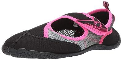 92898b7a Body Glove Women's Horizon Trail Running Shoe Faded Black/neon Pink 6.0 ...