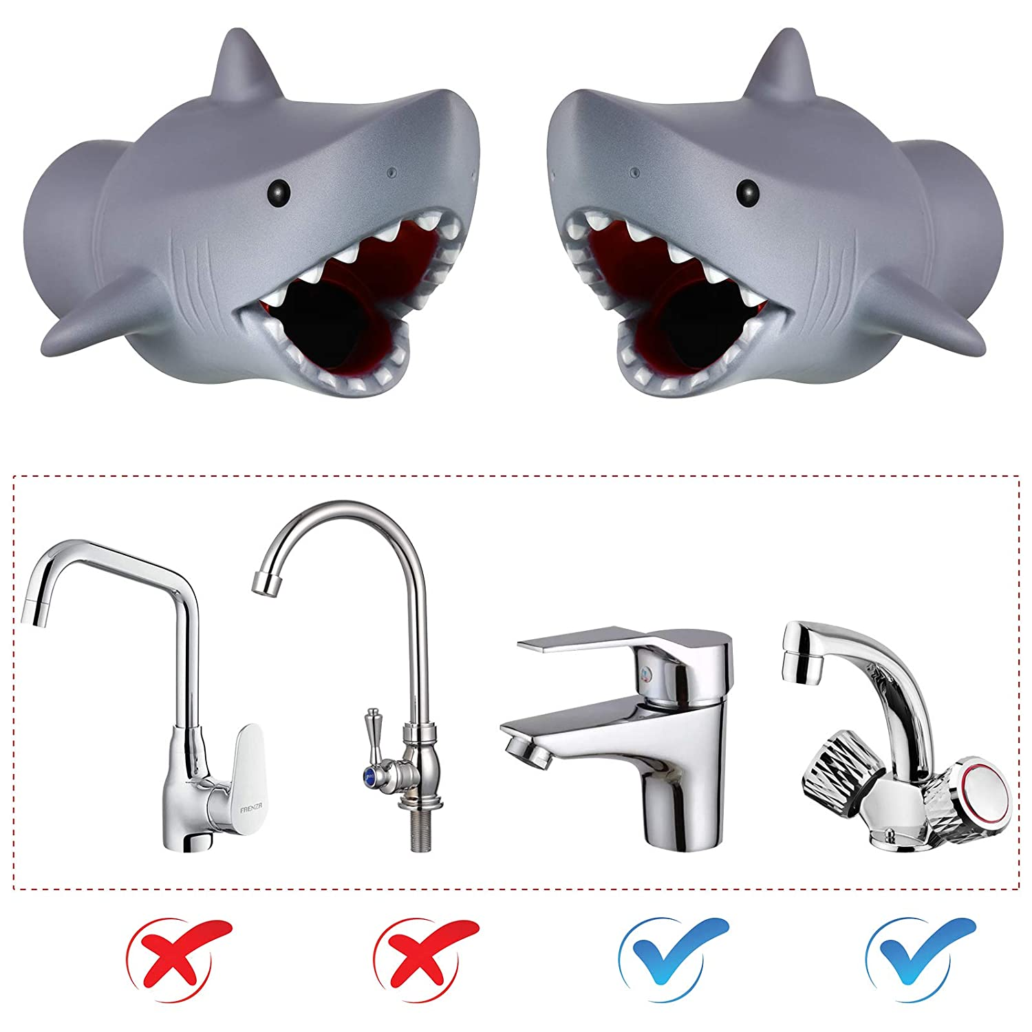 1 Piece Bath Spout Cover Faucet Cover Baby Bathroom Tub Soft Faucet Spout Cover Protector and 2 Pieces Bath Toys for for Baby Kids Toddler Bathroom Fun and Safety