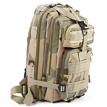 977ac360f09bc Military Tactical Rucksack klein 3 Day Assault Pack Armee MOLLE Bug Out Bag  Rucksäcke Rucksack für