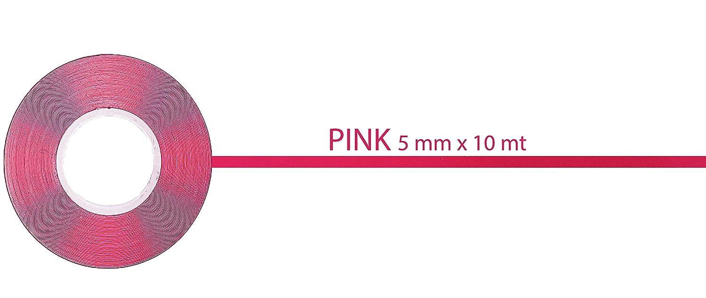 Rose 5 mm x 10 mt Filet Adh/ésif