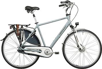Vermont Vermeer - Bicicleta urbana Hombre - gris Tamaño del cuadro ...