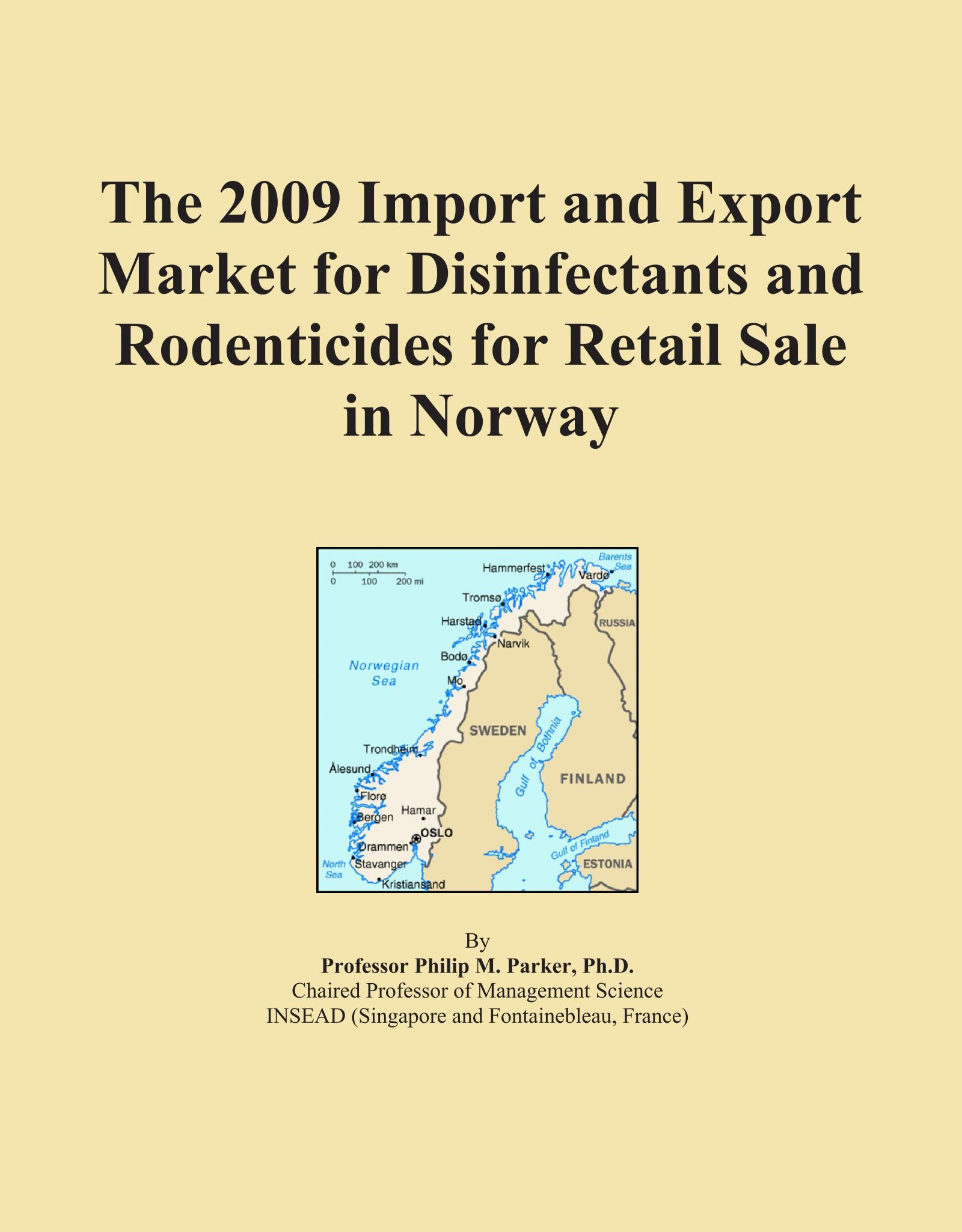 Download The 2009 Import and Export Market for Disinfectants and Rodenticides for Retail Sale in Norway pdf