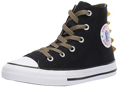 81ba3eab978c4 Converse Kids' Chuck Taylor All Star Dino Spikes Sneaker