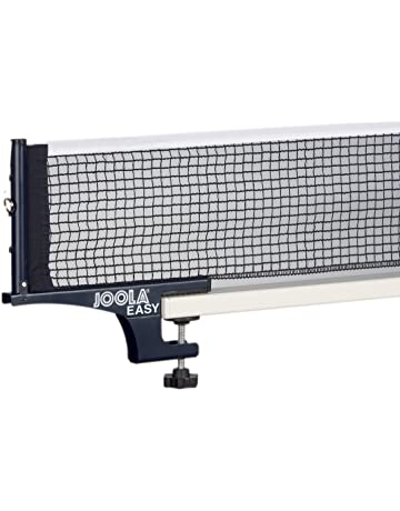 Joola 31008 - Red/Postes de ping pong (con soporte), color negro