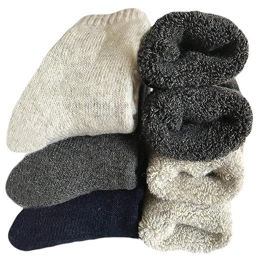 L CUSHY New 1 Pair Infant y Girl Boy Cute olid Of Winter Warm Glove NO7 E