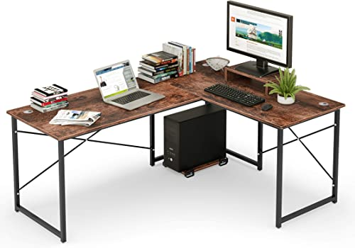 Cyfie L-Shaped Computer Desk