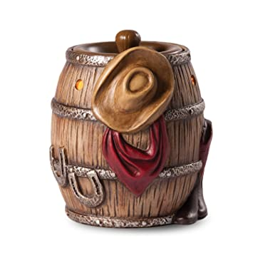 Amazon.com: Rodeo Days Electric Candle Wax Warmer - Flameless ...