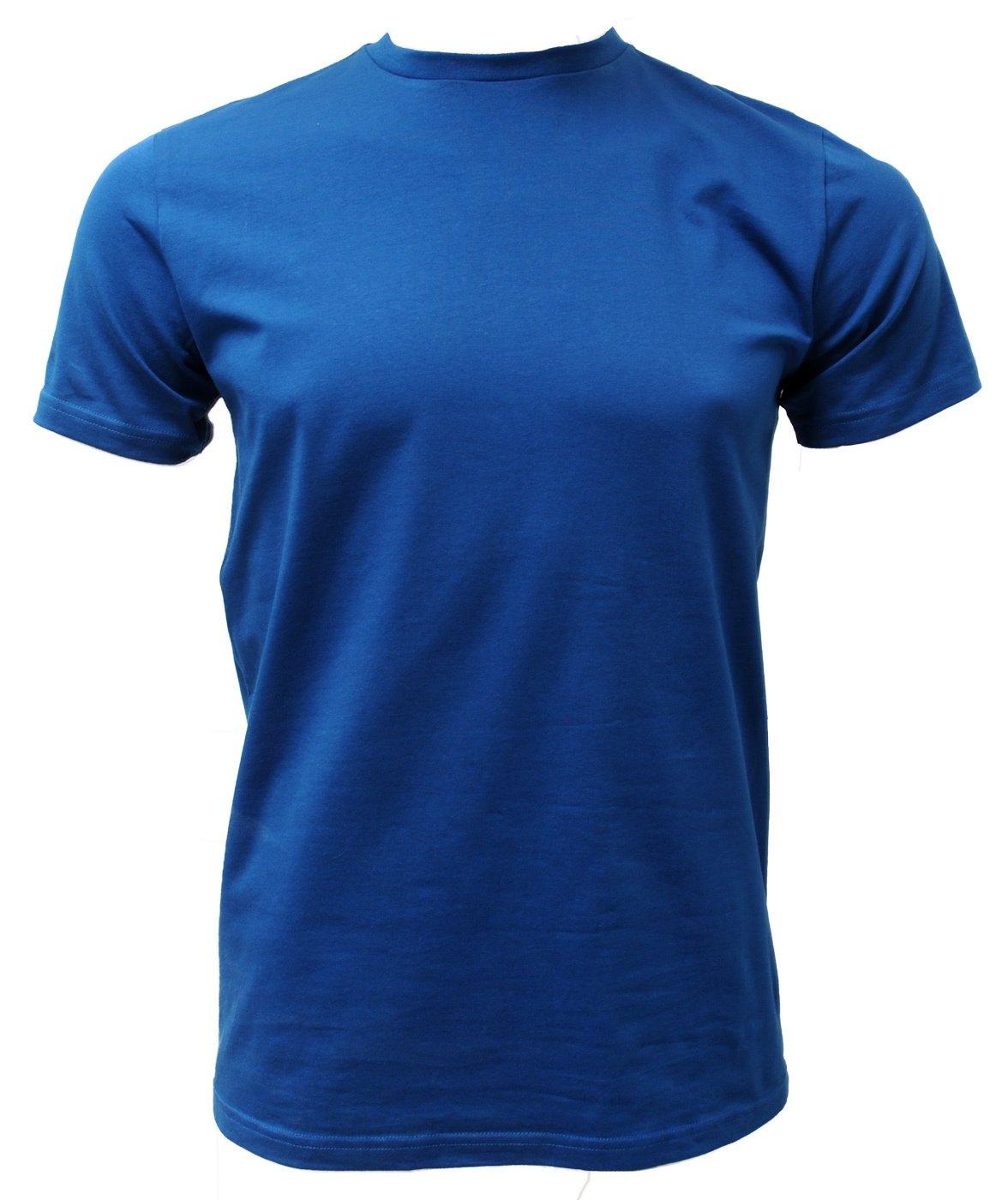Yogistar Yoga-t-Shirt Kundalini - Men - Blue