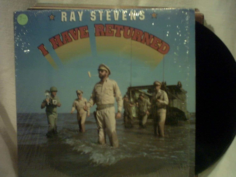 Ray Stevens I Have Returned Amazon Music
