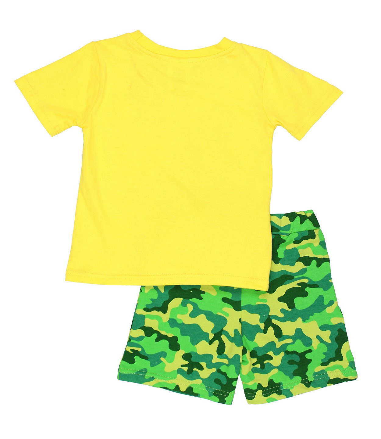 Buster Brown Later Gator Tee and Camo Shorts