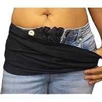 Extension para pantalón embarazo y faja (kit marino)