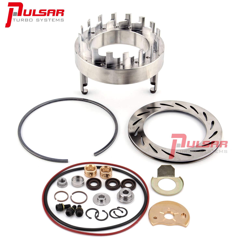 PULSAR 2007.5-2012 Dodge Ram Cummins 6.7L HE351VE Turbo Rebuild Kit VGT Nozzle Ring Assembly