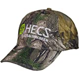 HECS Suit Hat with Human Energy Concealment Technology - Keep Your Head Covered with Maximum Comfort - Available in Mossy Oak County and Realtree Xtra