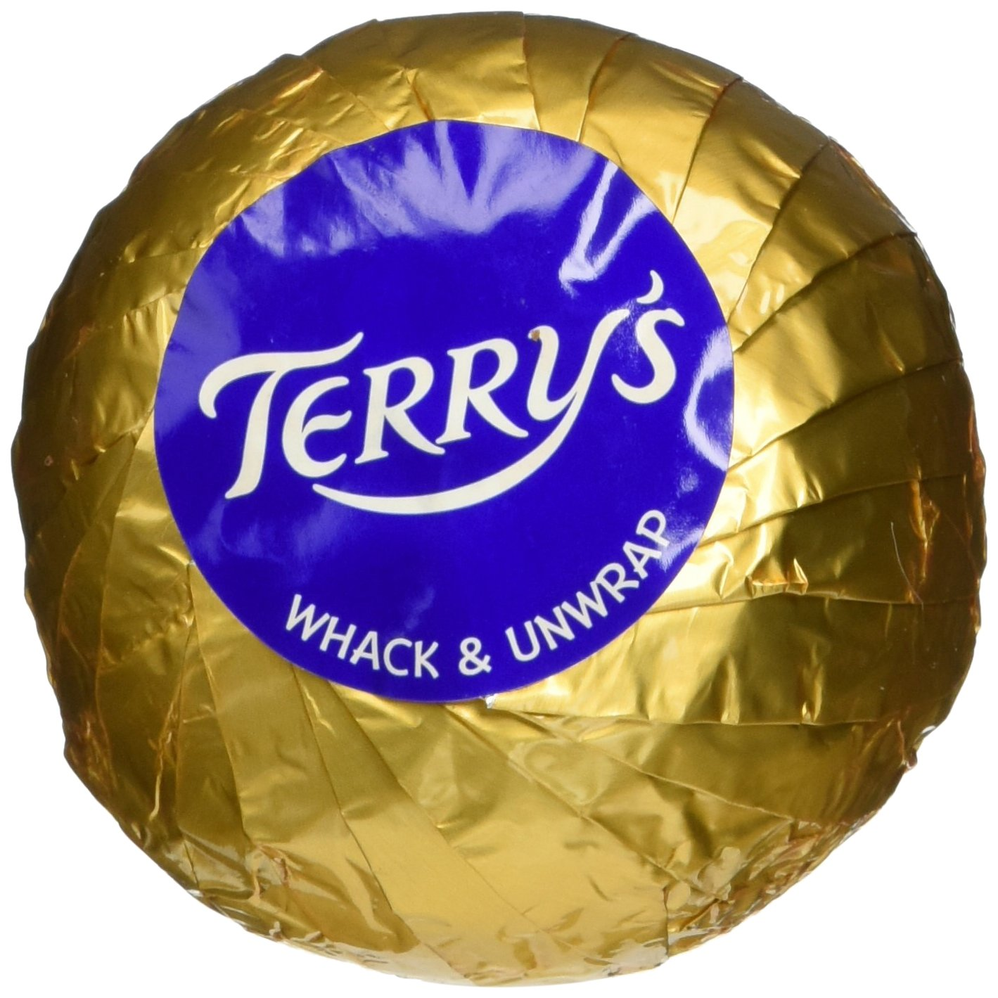 Amazon.com : Terry's Chocolate Orange, Dark Chocolate : Candy And ...