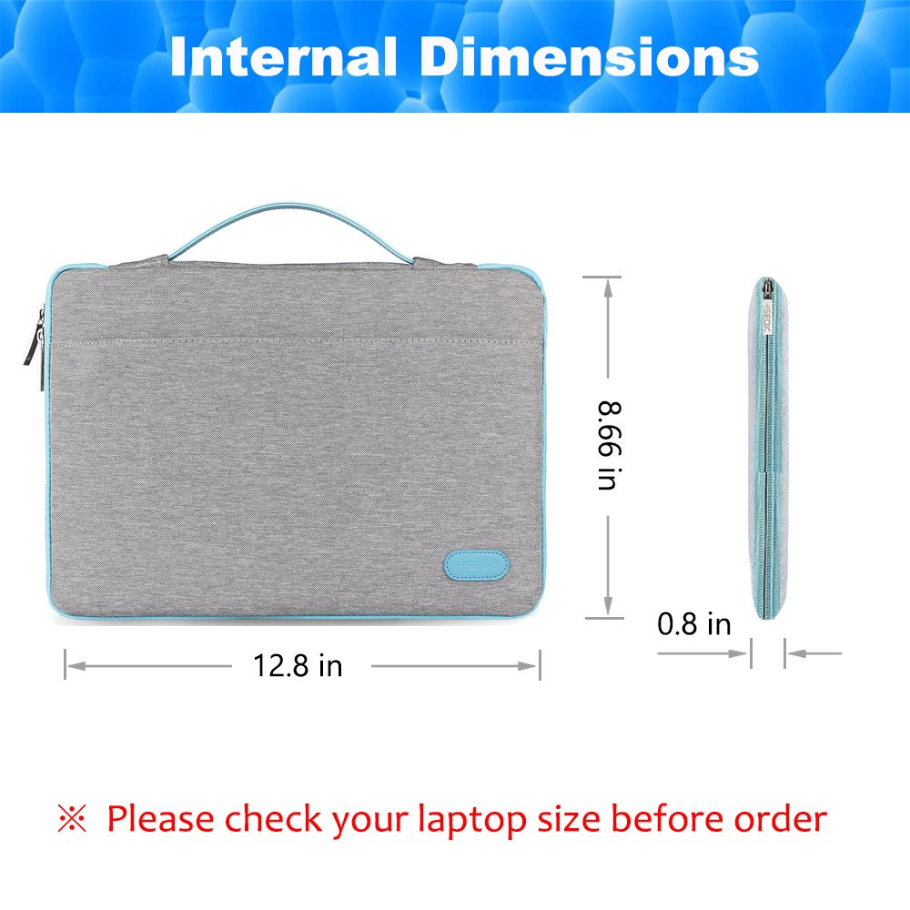 ccf6c51d893d HSEOK 15 - 15.6 Inch Laptop Sleeve Case Protective Bag for 15 ...