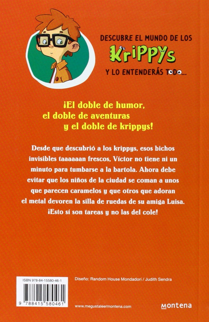 Una misión explosiva / An explosive mission (Krippys) (Spanish Edition): Cornelius Krippa, Jordi Villaverde: 9788415580461: Amazon.com: Books
