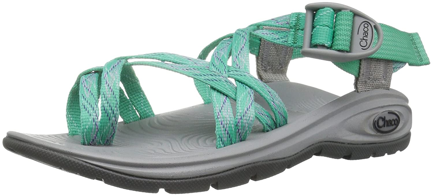 Chaco Women's Zvolv X2 Athletic Sandal B01H4XDDBS 5 B(M) US|Monte Mint