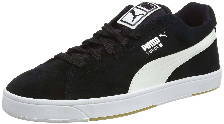bdf8071bb5e2 Puma Men s SUEDE S Low-Top Trainer  Amazon.co.uk  Shoes   Bags