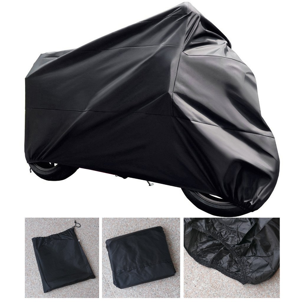 XXL-B Motorcycle Cover For Honda Goldwing 1500 1800 Touring UV Dust Prevention