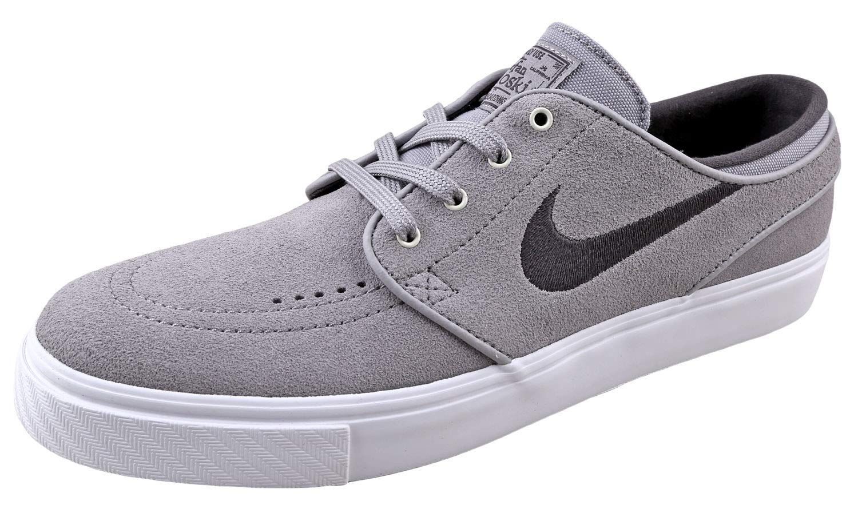 premium selection a6798 1abb4 Galleon - Nike Mens SB Zoom Janoski Skate Shoes 333824-075 Grey Grey White  8.5 D(M) US