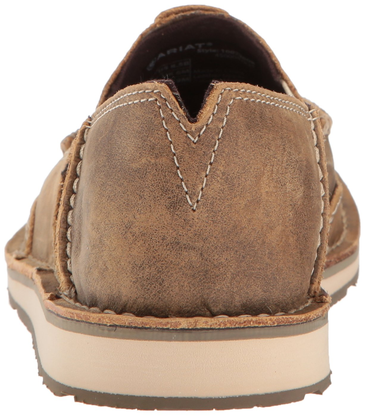 Ariat Women's Cruiser Slip-on Shoe Bomber B07121CKTG 6 B(M) US|Brown Bomber Shoe f8411c