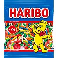 Haribo Capsulas Caramelos Grageados - 1000 gr