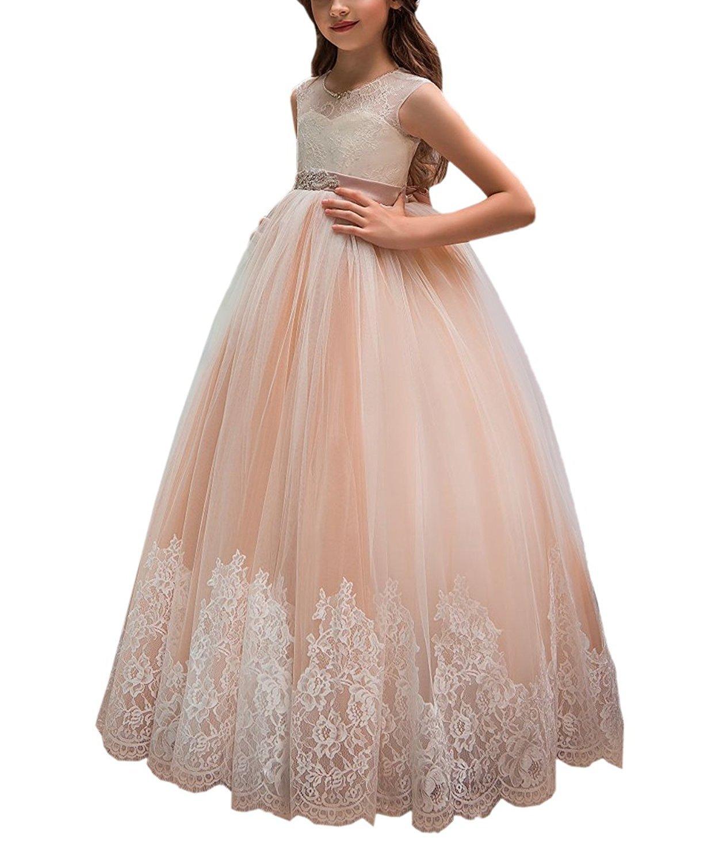 Magicdress - Vestido de princesa con - Vestido encaje para 12353 ...