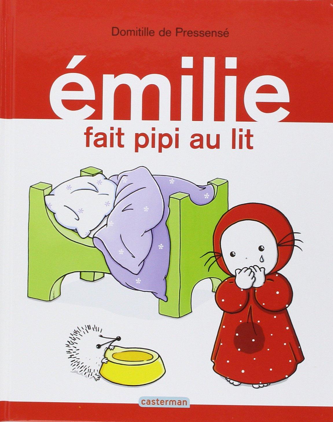 Assez Amazon.fr - Emilie, Tome 6 : Emilie fait pipi au lit - Yves  YV84