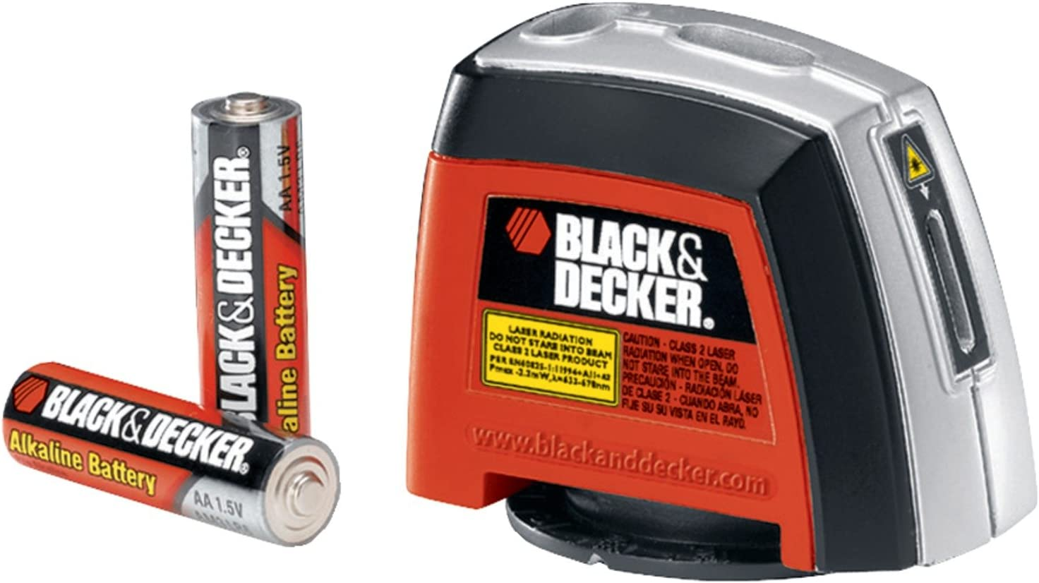 BLACK+DECKER BDL220S Laser Level
