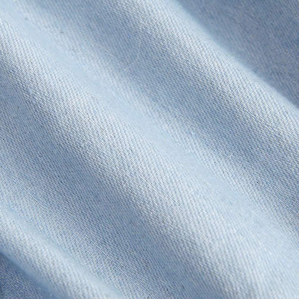 FYMNSI B/éb/é Fille Body de Barboteuse en Coton Naissance /Ét/é sans Manches /à Volants Romper Une Pi/èce Noeud Combishort Combinaison V/êtements de Photographie de F/ête danniversaire 0-3 Ans