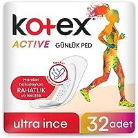 Kotex Active Günlük Ped 32li 1 Paket (1 x 80 g)